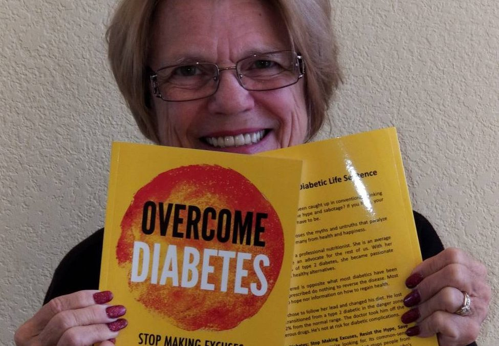 Givers Summit – Free copy of Overcome Diabetes