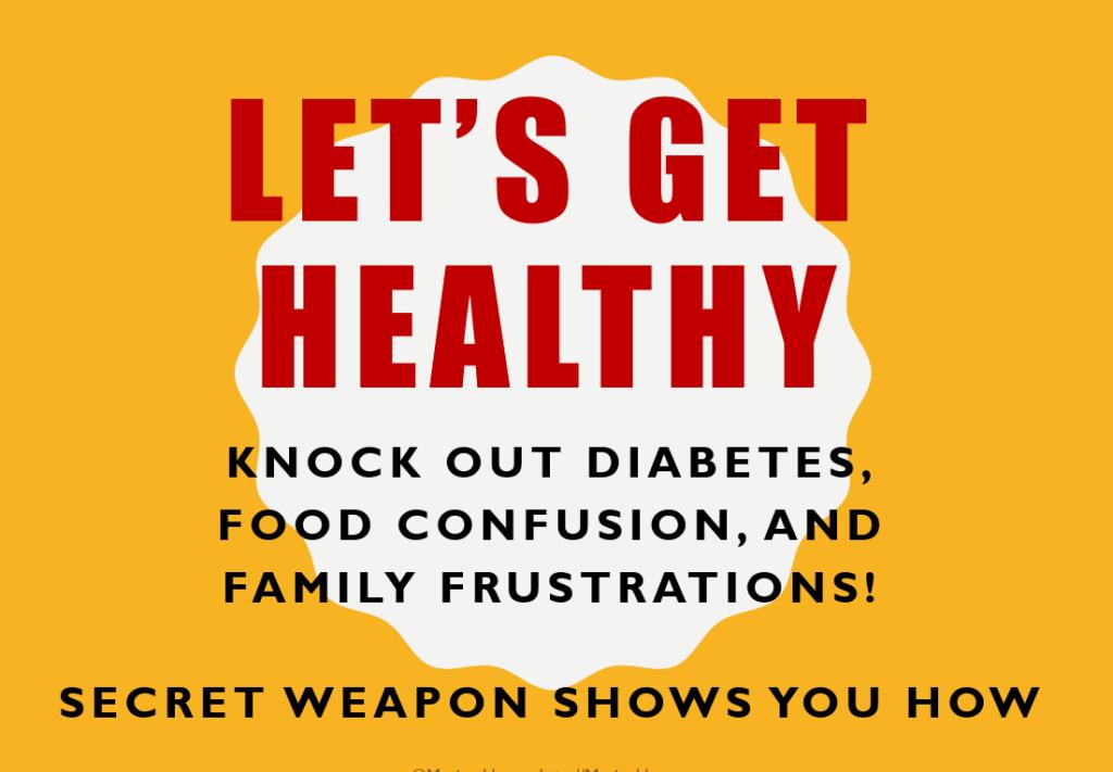 Let's Get Healthy Challenge